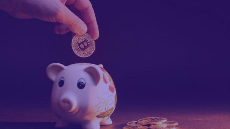 crypto savings account